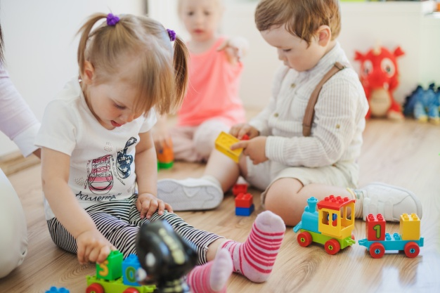 Çocuk bakımı ve gelişimi eğitimi