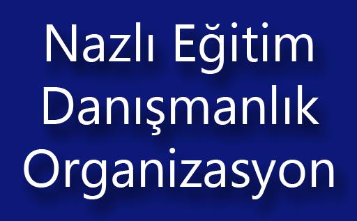 Nazlı Eğitim Danışmanlık Organizasyon